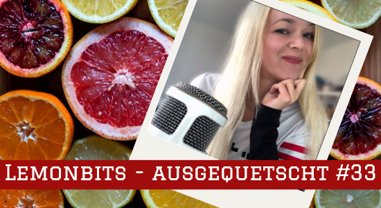 Corinna Rindlisbacher alias Lemonbits!